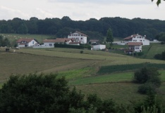 Typical basque scenery © Sunny French Property