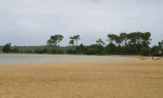 © Sunny French Property - One of the many inland lakes of Landes