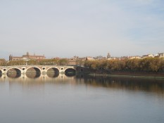 Majectic Garonne river in Toulouse © Sunny French Property