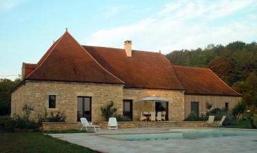 New build home - La Roque Gageac