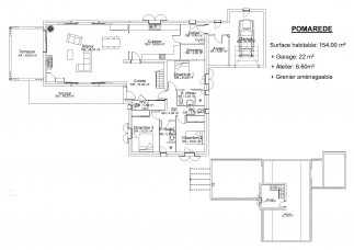 New build home - Floor plan