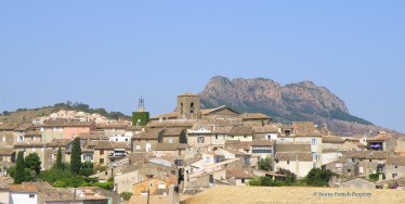 © Sunny French Property - Roquebrune sur Argens and Esterel mountains at the back