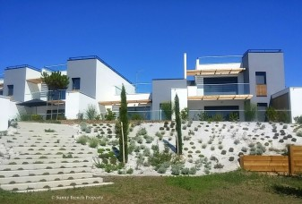 Biarritz new build property - example of former development by same builder